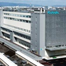 株式会社クボタ 堺製造所 C-7棟
