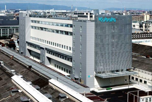 株式会社クボタ 堺製造所 C-7棟の施工事例