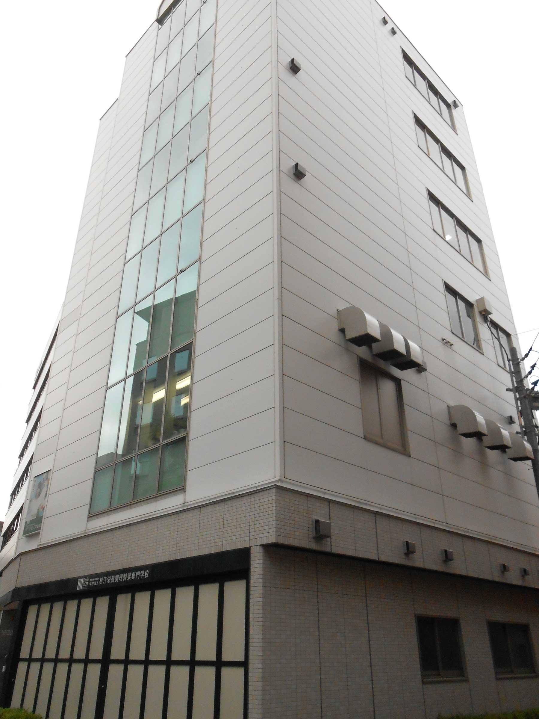 松江調理製菓パンカレッジの施工事例