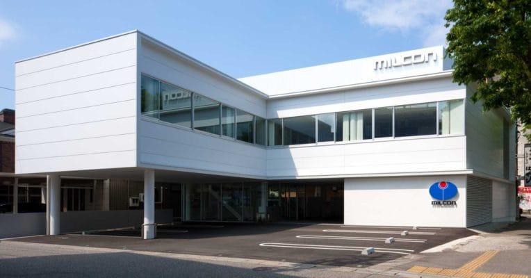 株式会社ミルコン 富山営業所の施工事例