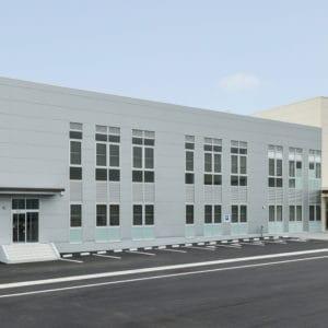 未来工業株式会社 垂井工場の施工事例