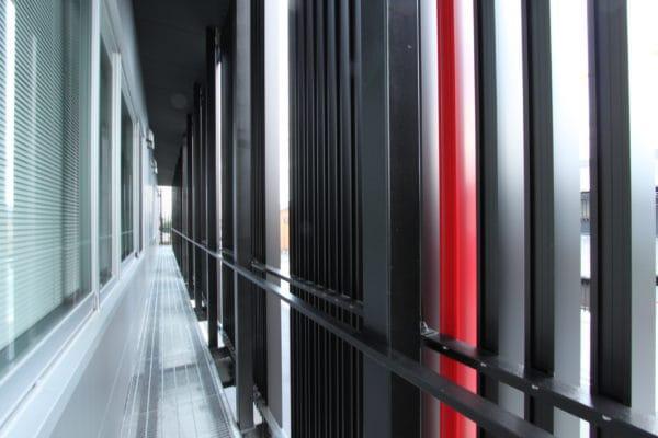 モビテック テクニカルセンターの施工事例
