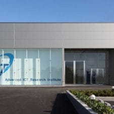 国立研究開発法人 情報通信研究機構 未来ICT研究所 クリーンルーム棟