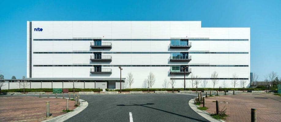 独立行政法人 製品評価技術基盤機構 (NITE) 大阪事業所 管理実験棟の施工事例