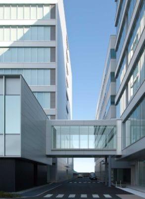 オリンパス株式会社 技術開発センター石川の施工事例