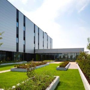 理研計器株式会社 開発センターの施工事例