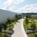 ヨックモッククレア 日光工場の施工例