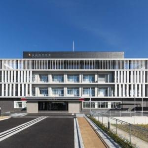 富山南警察署の施工事例
